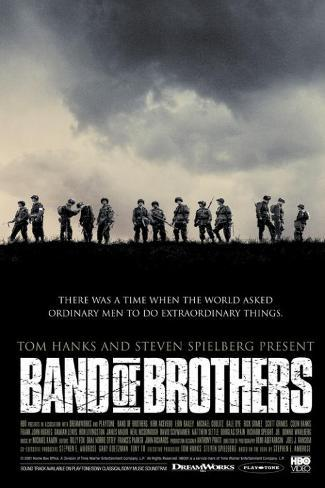 Band of Brothers-Fratelli al fronte Stampa master