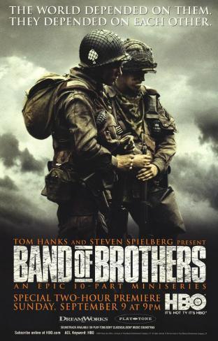 Band Of Brothers Impressão original