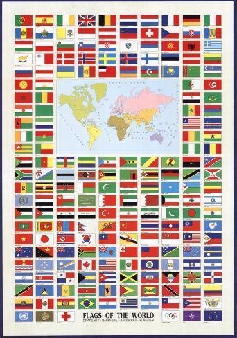 banderas de mundo