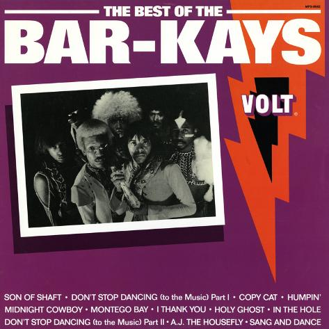 Bar-Kays The Bar-Kays Sang And Dance - Son Of Shaft