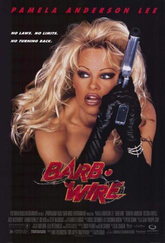 Barb Wire Masterprint
