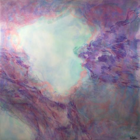 Heavenly Portal Art Print