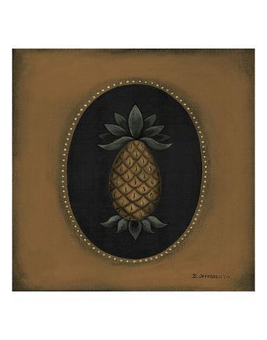 Pineapple 04 Taidevedos