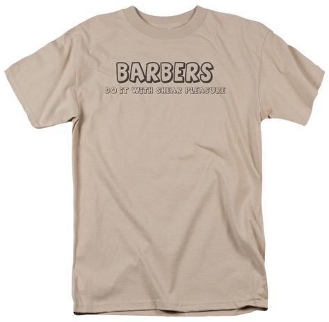 Barbers Do It T-Shirt