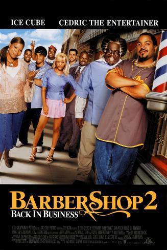 Barbershop 2 Original Poster