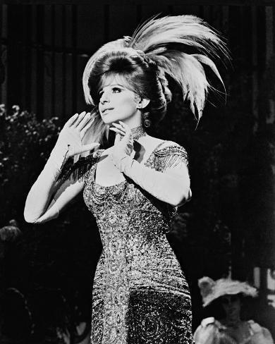 Barbra Streisand, Funny Girl (1968) Fotografia