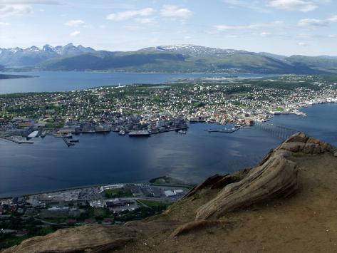 Tromso Photographic Print