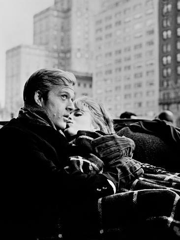 Barefoot in the Park, 1967 Lámina fotográfica