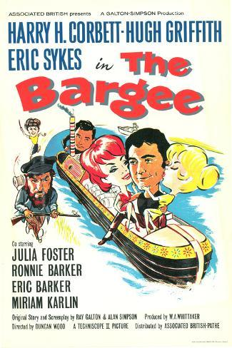 Bargee (The) アートプリント