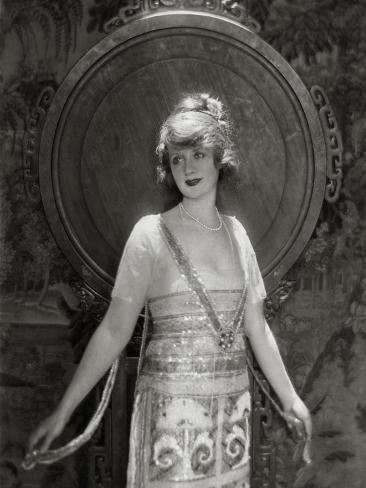 Vanity Fair - February 1920 Stampa fotografica