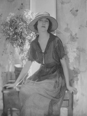 Vogue - April 1921 Stampa fotografica