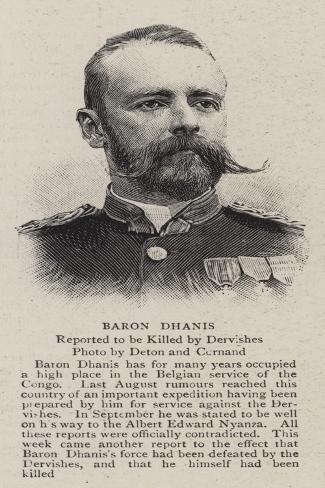 Baron Dhanis Giclee Print