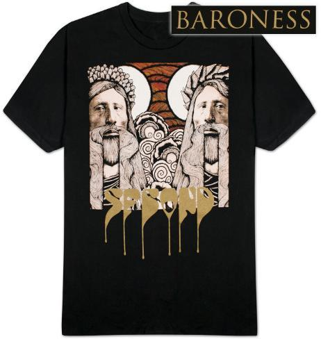 Baroness -  Second T-Shirt