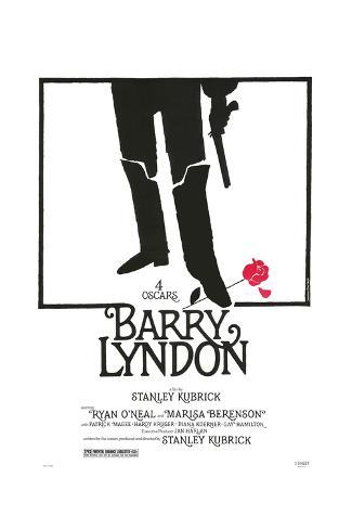 Barry Lyndon Art Print