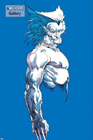 Wolverine Classic V1: Wolverine Poster