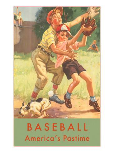 how is baseball america s favorite pastime Football and baseball have been locked in a perpetual battle for the affection of sports in the united states football has been the most popular in the united states with its bone-crushing hits and high-flying action however, baseball has long been considered america's pastime, with its rich.
