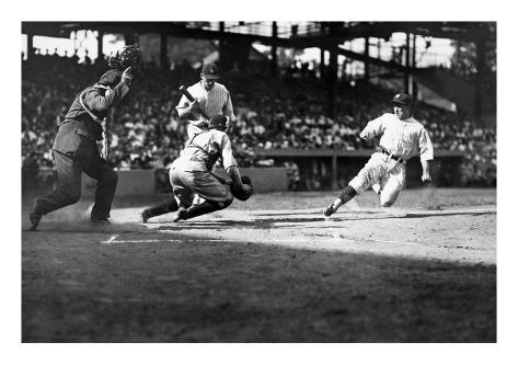 Baseball: Washington, 1925 Giclee Print