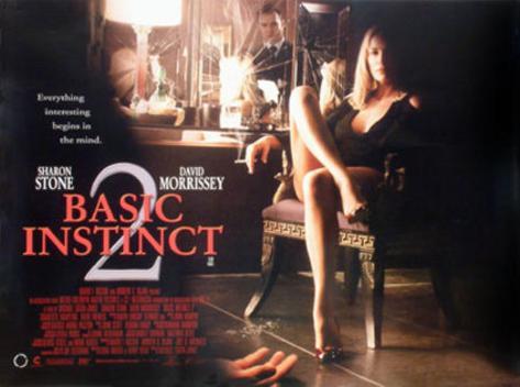 Basic Instinct 2 Originalposter