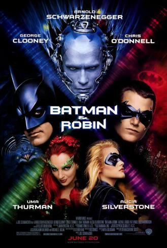Batman and Robin ポスター