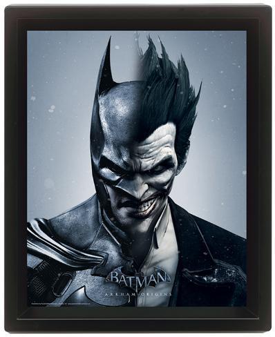 Batman arkham origins batmanjoker poster by allposters batman arkham origins batmanjoker voltagebd Image collections