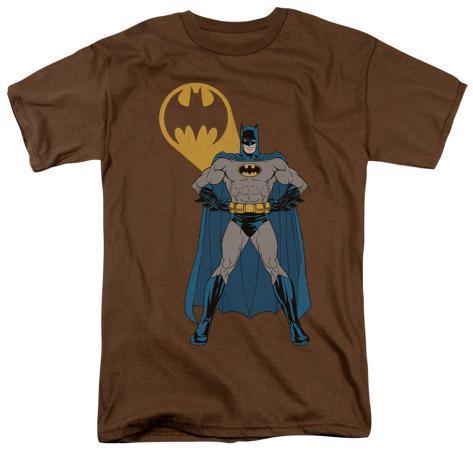 Batman - Arms Akimbo Bats T-Shirt