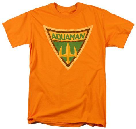 Batman BB-Aquaman Shield T-Shirt