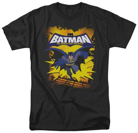 Batman BB-Rooftop Leap T-Shirt