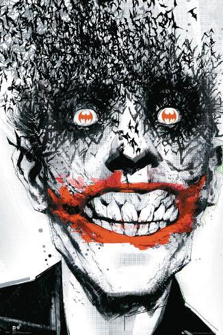 Batman comic joker bats prints allposters batman comic joker bats voltagebd Image collections