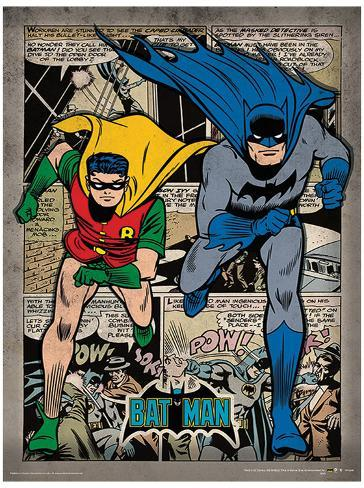 Batman comic montage poster masterprint allposters batman comic montage poster voltagebd Image collections