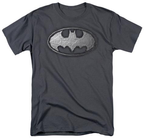 Batman - Duct Tape Logo T-Shirt