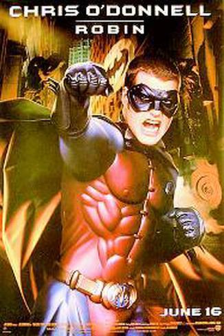 Batman Forever Pôster original