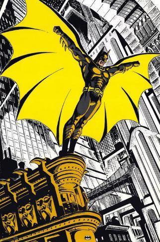 Batman Returns Masterprint