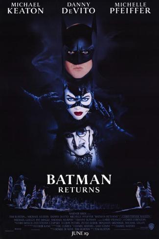 Batman Returns Impressão original