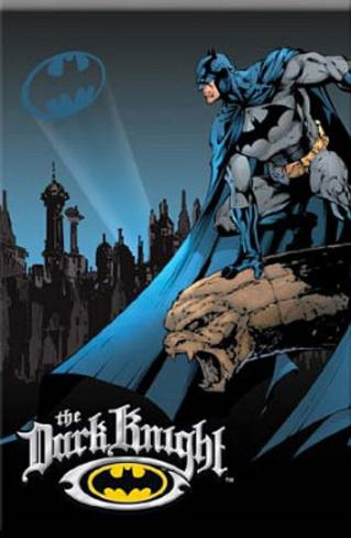 Batman The Dark Knight Magnet Magnet