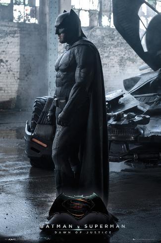 Batman vs. Superman- Batman Poster