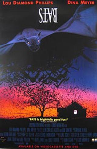Bats Original Poster