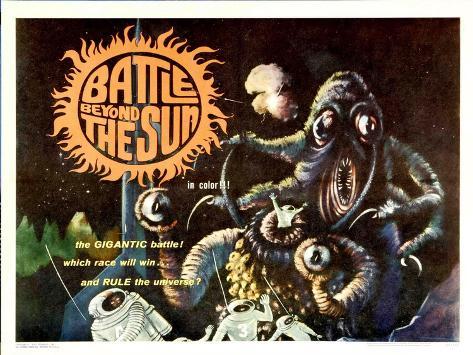 Battle Beyond the Sun, 1962 Art Print