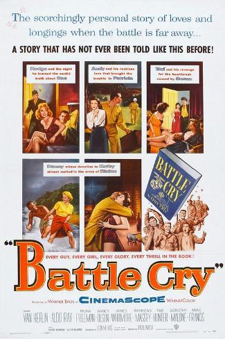 Battle Cry, 1955 Art Print