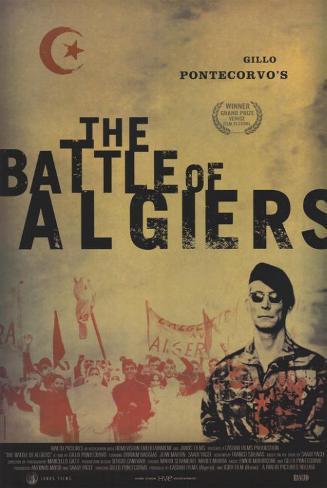 Battle of Algiers Impressão original