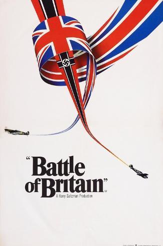 Battle of Britain, 1969 Art Print