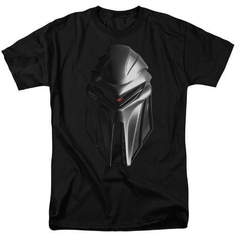 Battle Star Galactica-Cylon Head T-Shirt