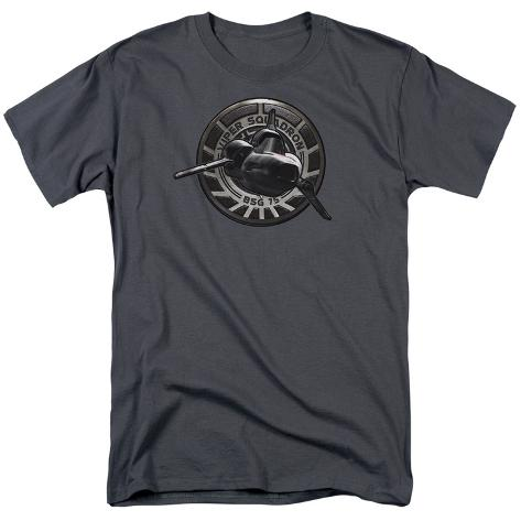 Battle Star Galactica-Viper Squadron T-Shirt