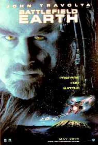 Battlefield Earth Original Poster