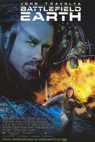 Battlefield Earth Masterprint