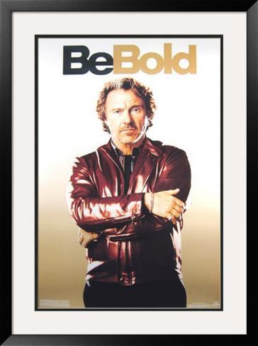 Be Cool: O Outro Nome do Jogo Impressão artística emoldurada