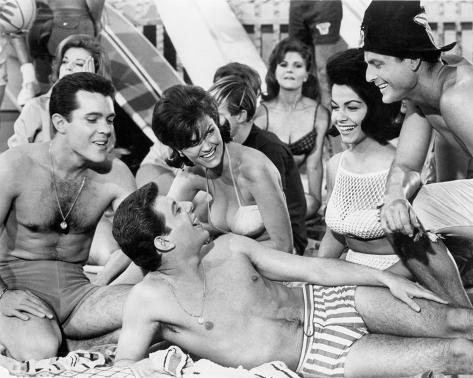 Beach Party Photo