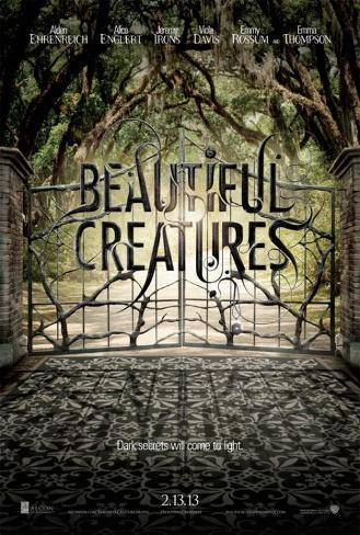 Beautiful Creatures Movie Poster Double-sided poster