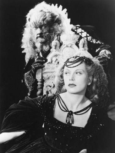 Beauty and the Beast, 1946 (La Belle Et La Beïte) Photographic Print