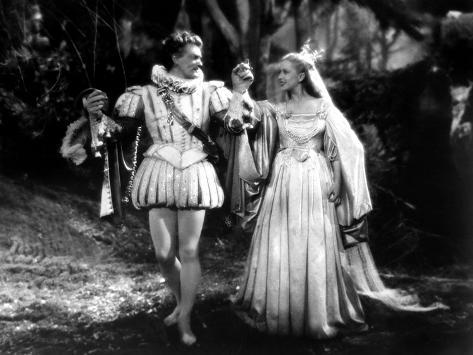 Beauty and the Beast, (aka 'Belle et la Bête, La'), Jean Marais, Josette Day, 1947 Photo
