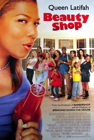 Beauty Shop Original Poster